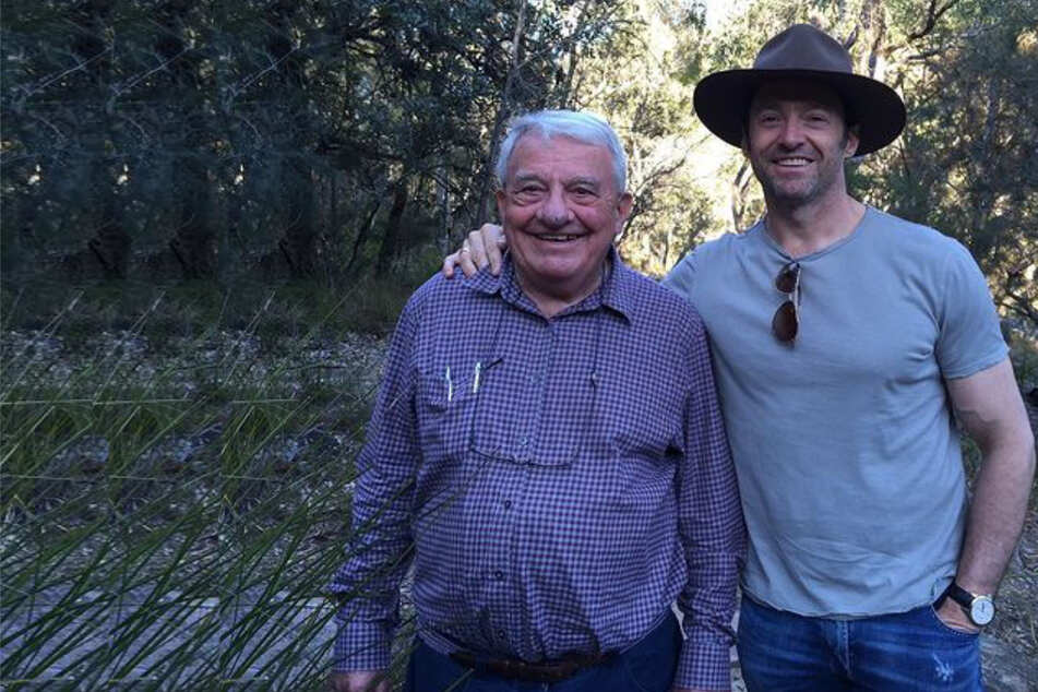 Hugh Jackman mourns the loss of his father on a special day