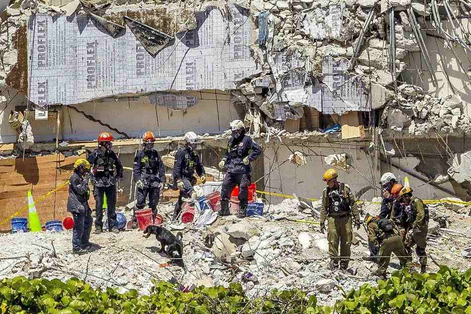 Surfside building collapse: Death toll hits 28 as demolition opens new areas to searchers