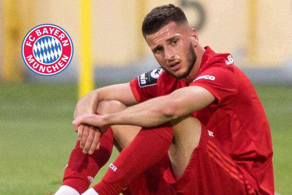 Leon Dajaku beim FC Bayern: Zeitige Luftveränderung für Youngster?
