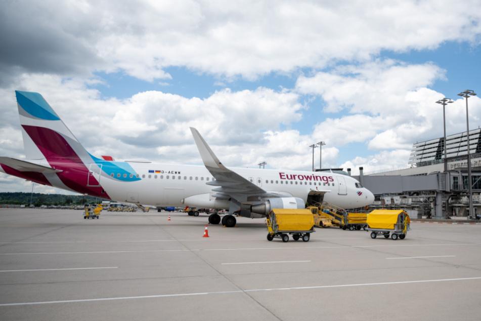 Flughäfen, unter anderem der in Stuttgart (Bild), hoffen auf Finanzhilfen in der Corona-Krise.