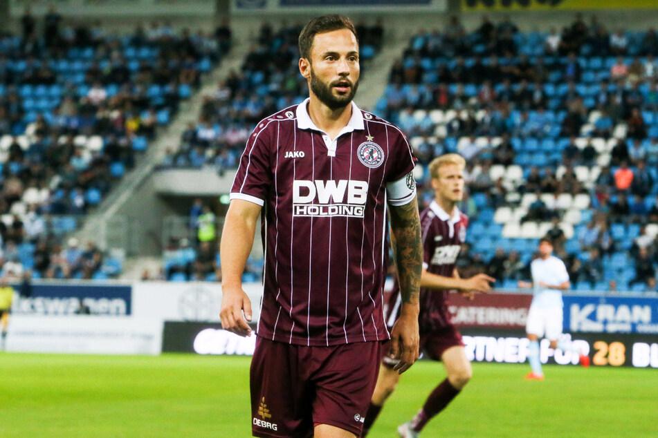 Ronny Garbuschewski (35) machte in den vergangenen Jahren wieder mit sportlichen Leistungen auf sich aufmerksam.