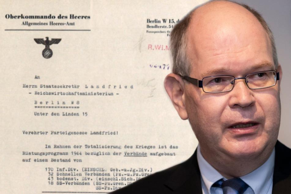 Experte Tuchel: So habe ich die Stauffenberg-Fälschungen entlarvt