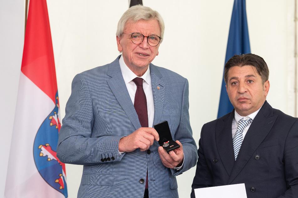 Hessen ehrt Hanauer Anschlagsopfer mit Medaille für Zivilcourage