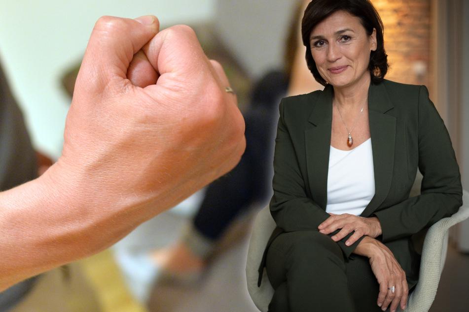 """Maischberger: Häusliche Gewalt - """"Wir brauchen dringend neue Unterkünfte!"""""""