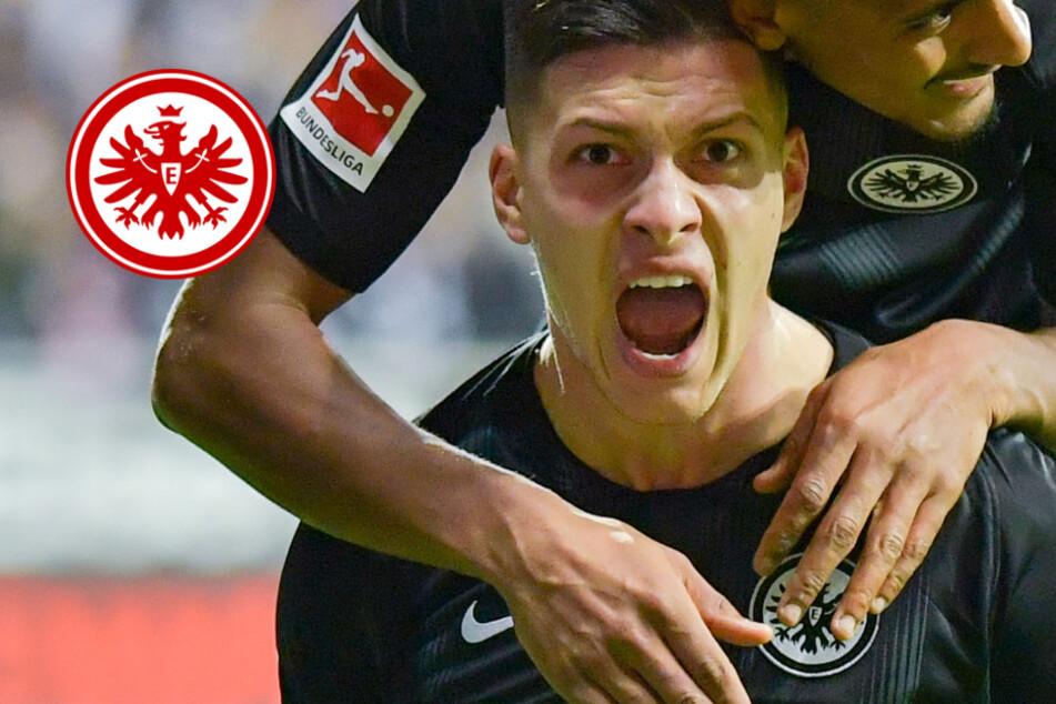 Nach Dost-Abgang: Jubelt Luka Jovic bald wieder für die Eintracht?