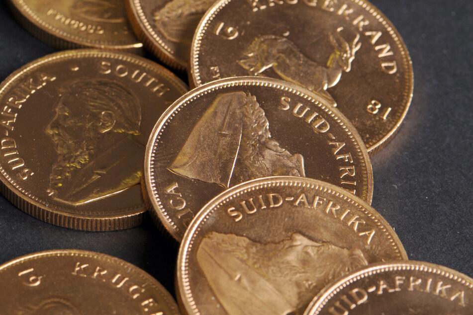 Falsche Krüger-Goldmünzen! Betrüger legt Opfer rein