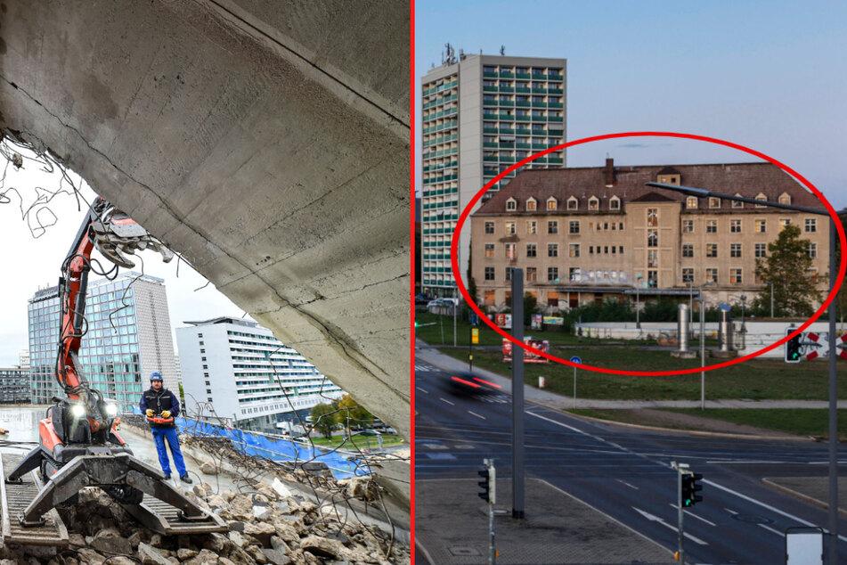 Dresden: Ruine wird schmuckes Bürogebäude: Neues Leben für das historische Siemenshaus am Wiener Platz