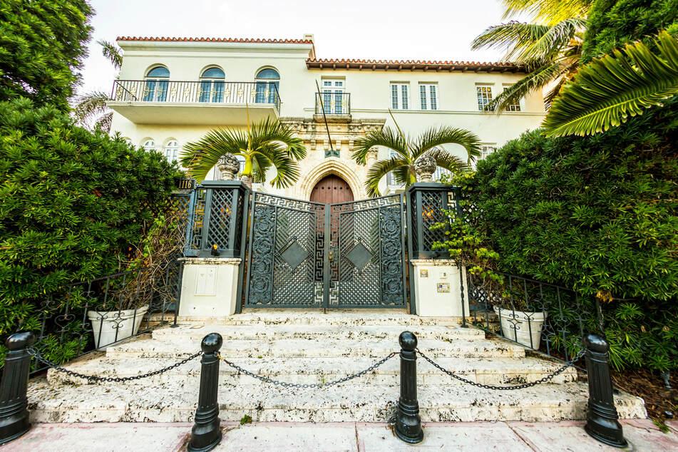 "Die Villa ""Casa Casuarina"" in Miami."