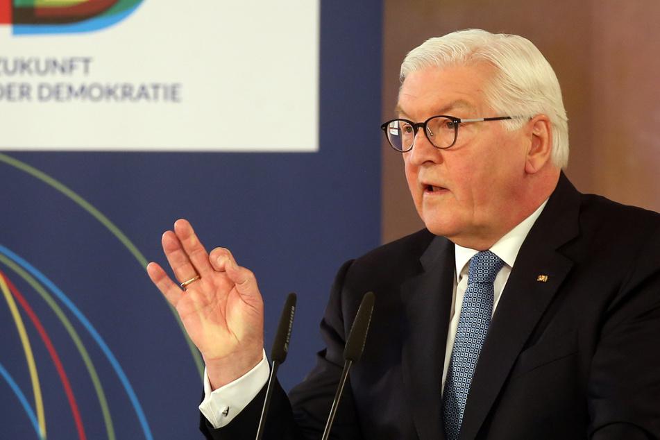 Nach Union-Skandal: Steinmeier verurteilt Masken-Geschäfte aufs Schärfste