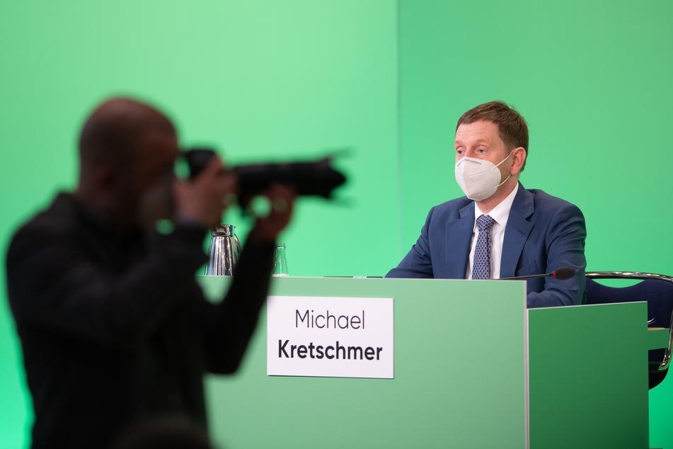 Die Moskau-Reise von Michael Kretschmer (45, CDU) kommt nicht bei jedem gut an.