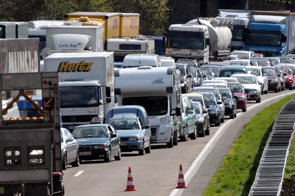 Autofahrer, aufgepasst! A1 bei Hamburg wird komplett gesperrt