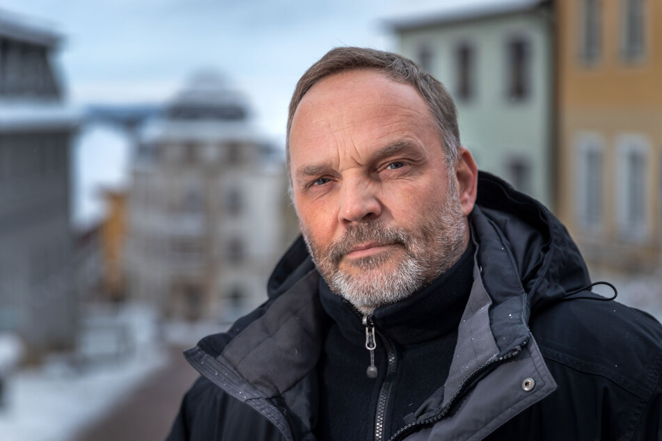 Bürgermeister Dirk Neubauer (49, SPD).