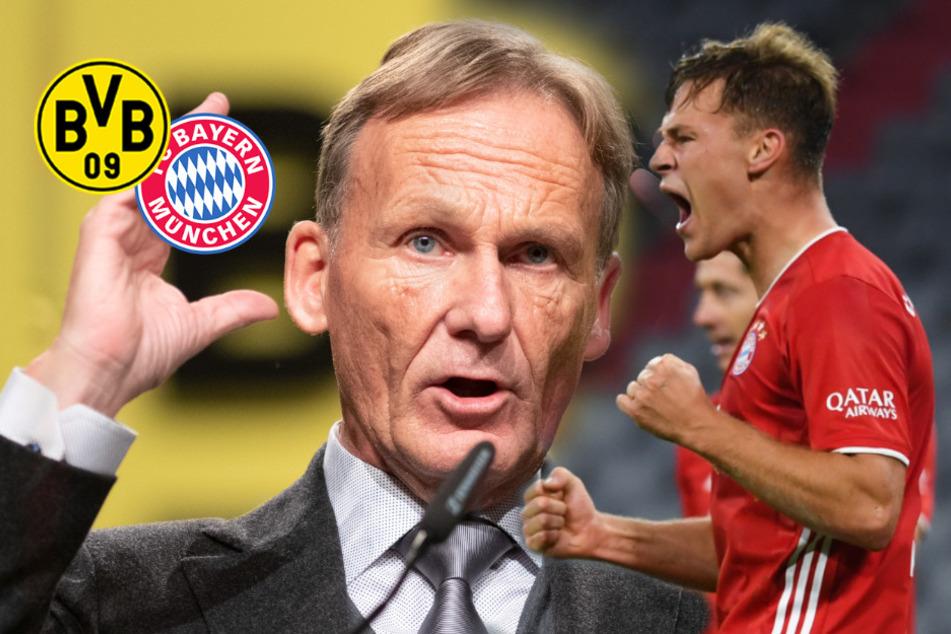 "Kimmich ""nervt mich"": BVB-Boss Watzke hat klare Meinung"