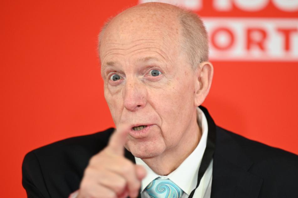 Reiner Calmund (71): Früher Fußball-Manager, jetzt Schlager-Star.