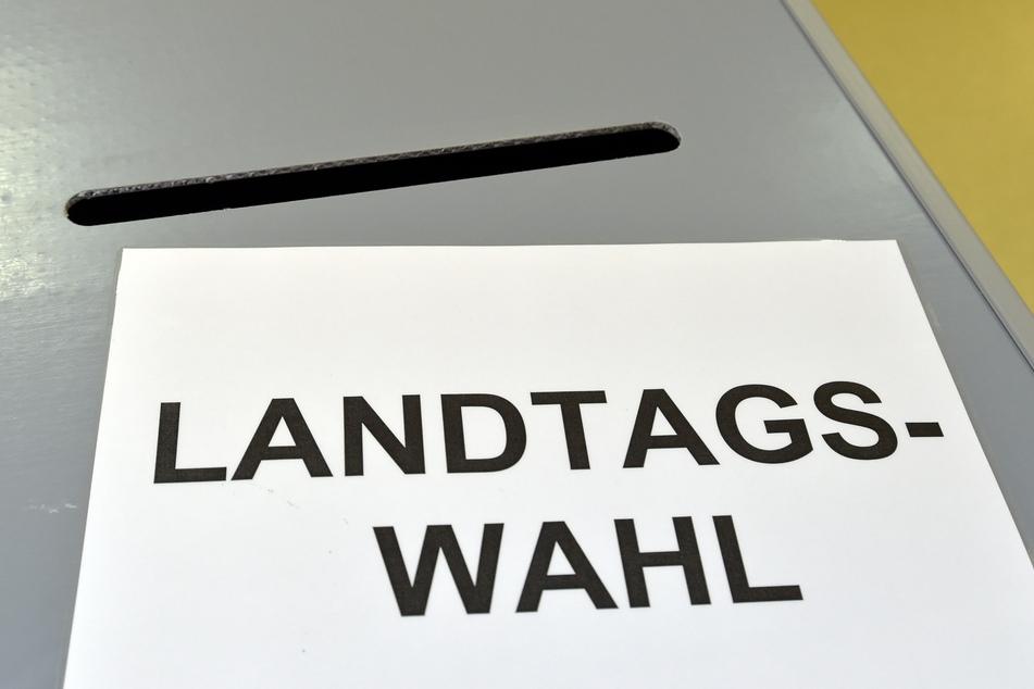 Umfrage kurz vor der Landtagswahl in Sachsen-Anhalt: Den Ergebnissen zufolge liegt die CDU nur ein Prozent vor der AfD. (Symbolbild)