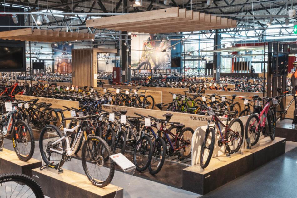 Großer Fahrrad-Verkauf in Dresden trotz Lockdown gestartet!