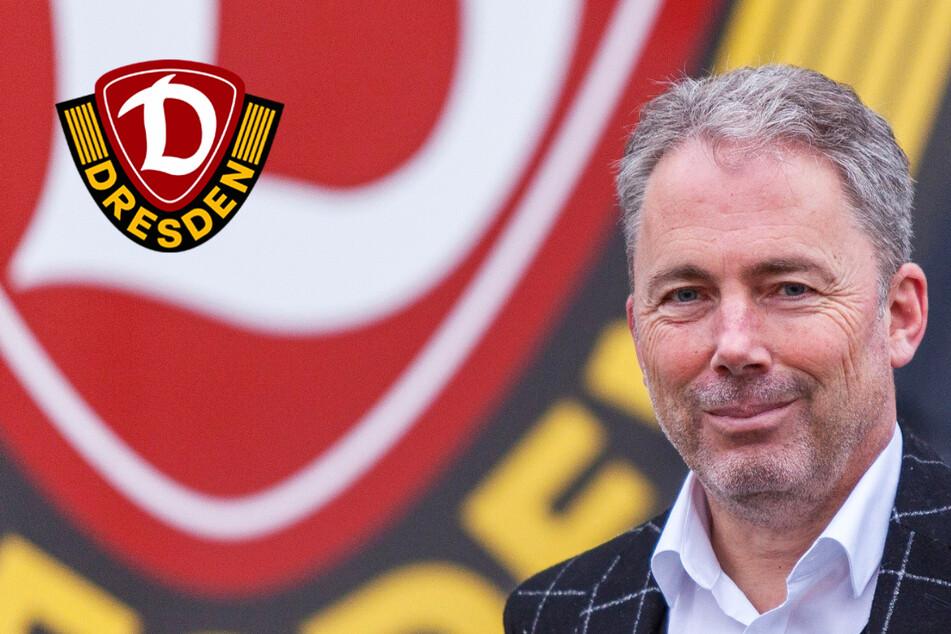 Dynamo-Geschäftsführer Wehlend: Etat für 3. Liga bleibt gleich, in 2. Liga weniger TV-Geld als bisher!