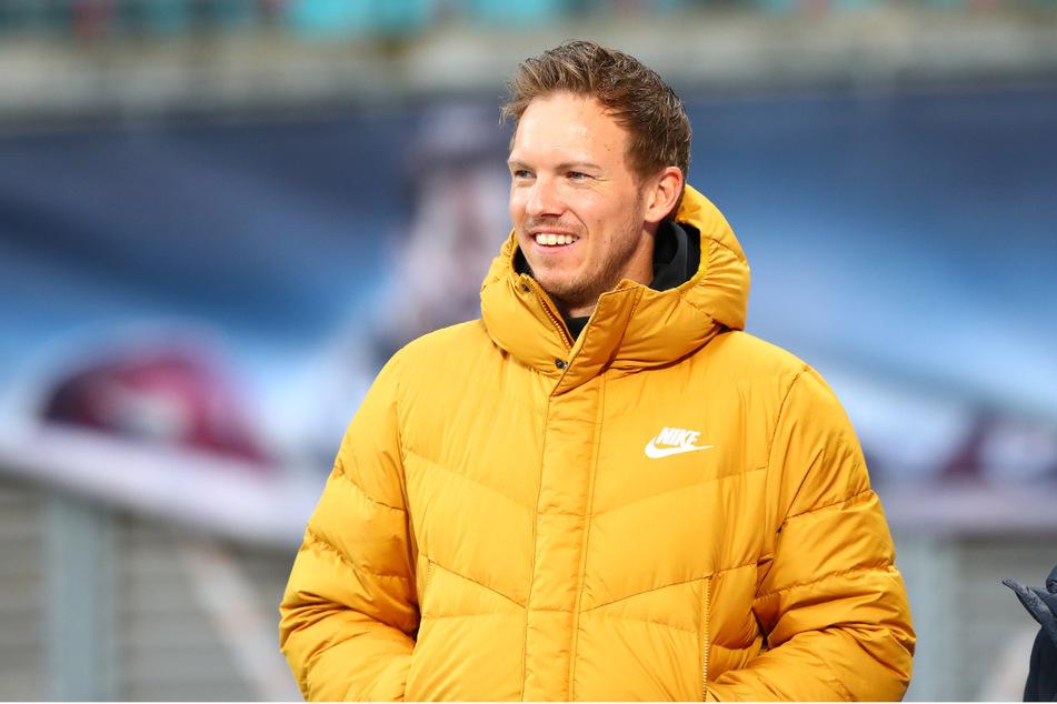 Bayerns angeblicher Wunsch-Kandidat Nummer Eins: RB Leipzigs aktueller Coach Julian Nagelsmann (33).