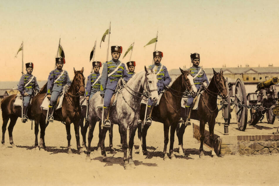 1. Königlich Sächsisches Husaren-Regiment.