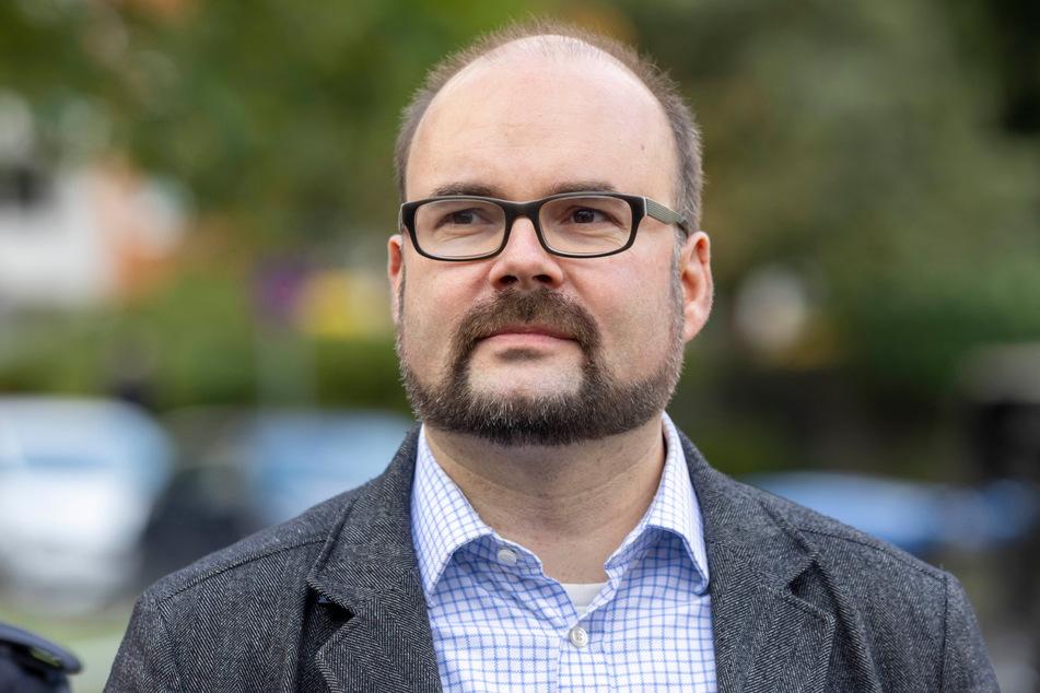 Sachsens Kultusminister Christian Piwarz (46, CDU).