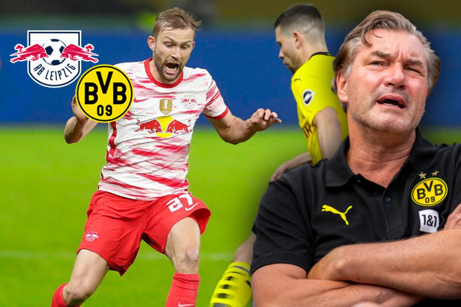 """RB Leipzig in der Bundesliga vorm BVB? """"Das muss ja nicht sein!"""""""