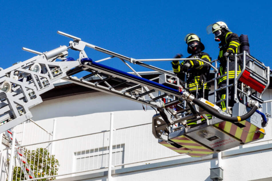 Zwei Tote bei Brand in Bad Nauheim am Montagmorgen