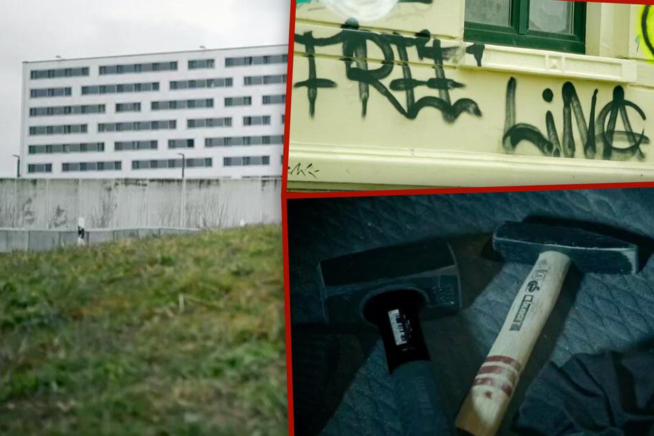 Leipzig: Erst Hammer-Angriff, dann GPS-Verfolgung, jetzt Frauenknast: Der Fall der Linksextremen Lina E. (27)