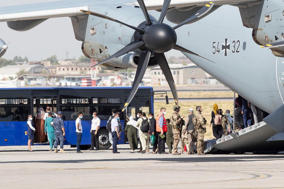 Fast 200 afghanische Ortskräfte und deren Angehörige in Sachsen aufgenommen
