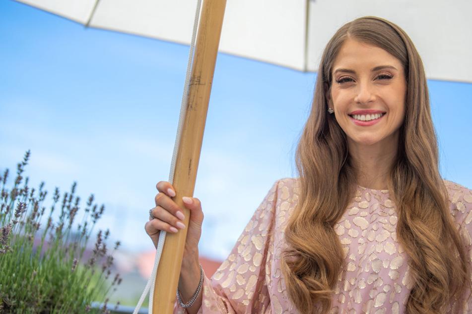 "Influencerin Cathy Hummels (32) moderiert ""Kampf der Realitystars – Schiffbruch am Traumstrand"". (Archiv)"