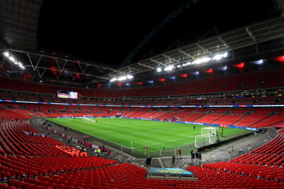 Steigt das Finale der diesjährigen Champions-League-Saison doch im Londoner Wembley?