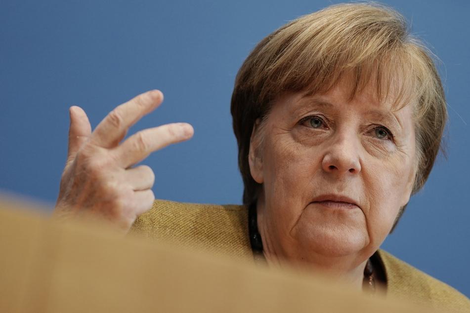 """Bundeskanzlerin wirbt für Lockdown-Verlängerung: """"Dritte Welle verhindern"""""""