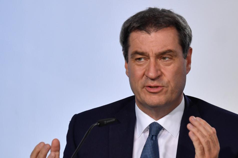 Markus Söder ist davon überzeugt, dass das Konjunkturpaket seine Wirkung zeigen werde.