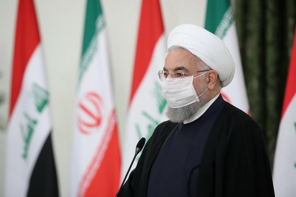 Hassan Ruhani, Präsident des Iran. (Archivbild)