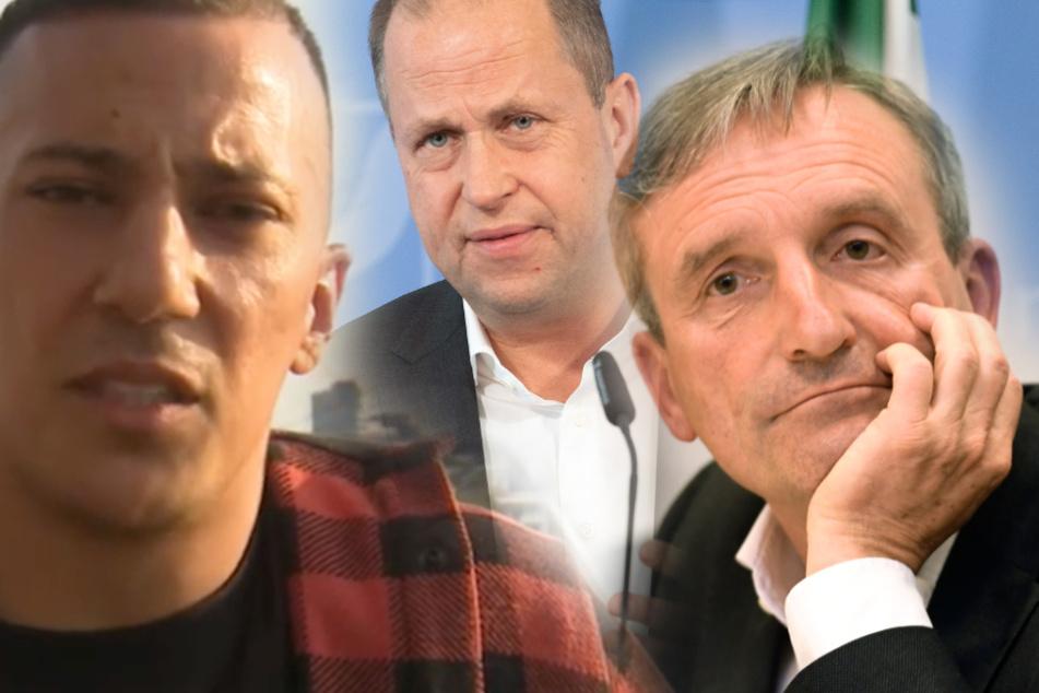 Heftige Kritik! Skandal-Rapper Farid Bang wirbt in Düsseldorf für Corona-Regeln