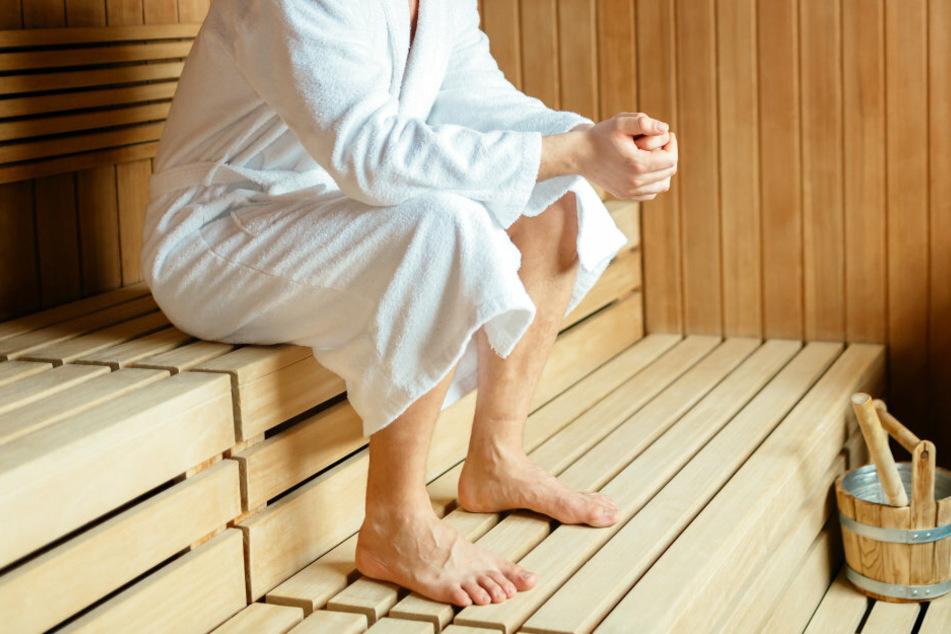 Thüringentherme: Einbrecher macht es sich in Sauna bequem