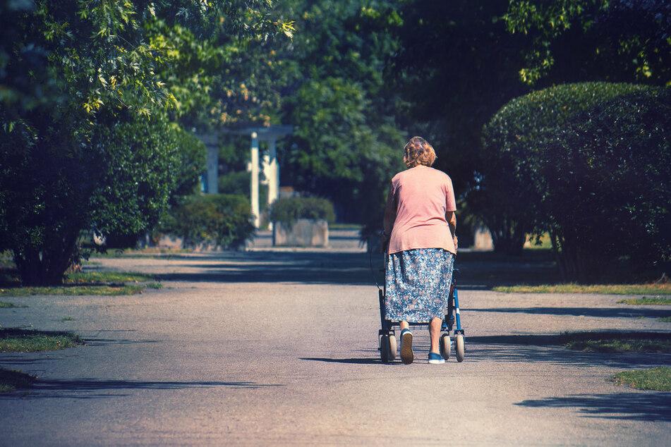 Altes Chemnitz! In der Stadt wohnen durchschnittlich die meisten alten Menschen in Europa (Symbolbild).