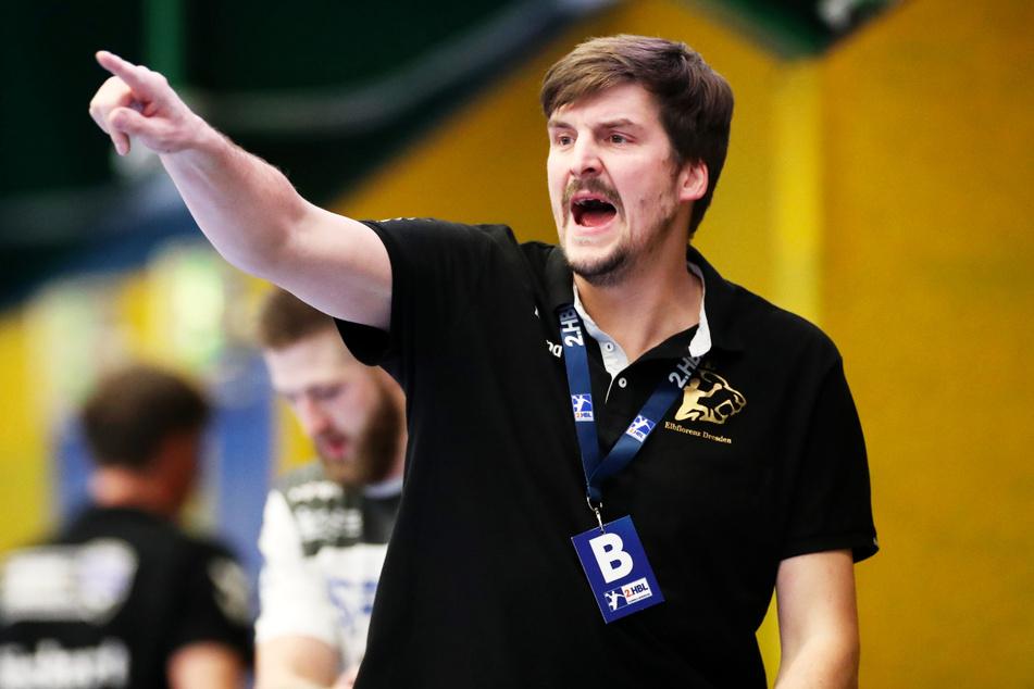 Die Gesundheit der Spieler geht vor! Für HCE-Coach Rico Göde (39) gibt es trotz allen Ehrgeizes Wichtigeres als Sieg oder Niederlage.