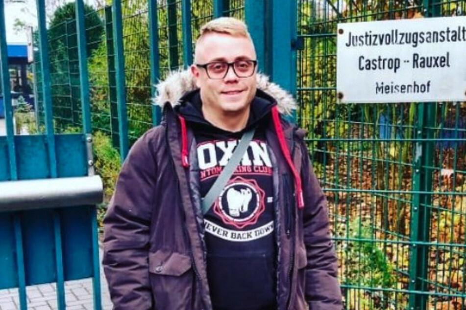 Der Dortmunder Neonazi-Kader Christoph Drewer (34) zog nach seiner Haftentlassung direkt nach Chemnitz.