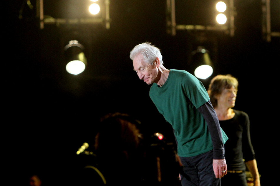 The Rolling Stones share video tribute to drummer Charlie Watts