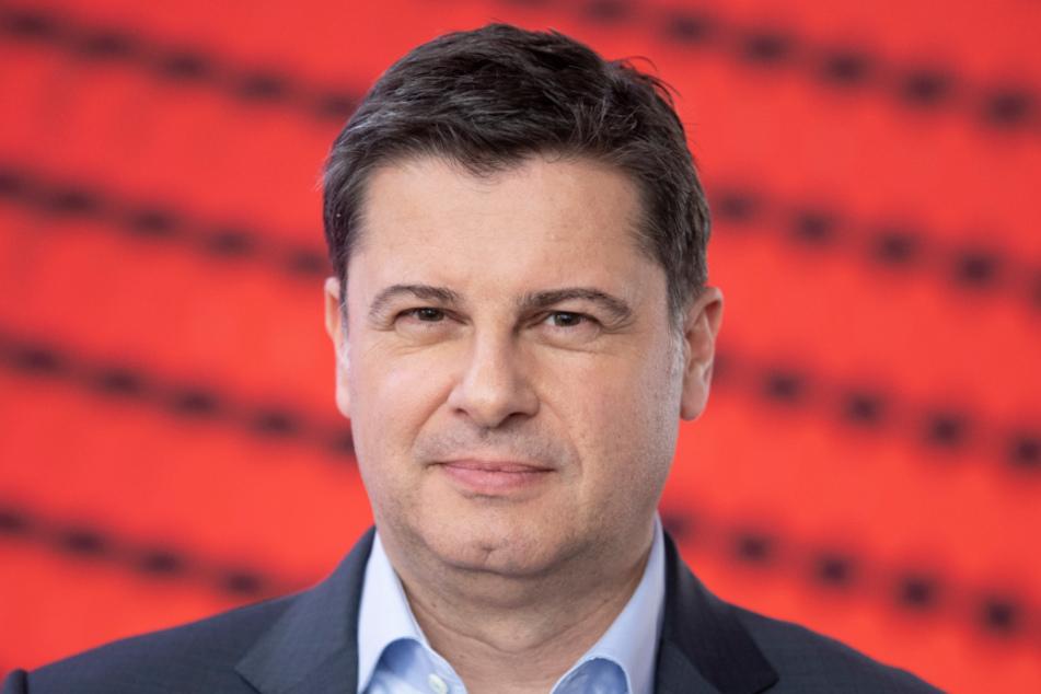 DFL-Sprecher und Geschäftsführer Christian Seifert (50).
