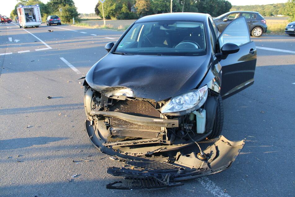 Tödlicher Unfall: Junger Kradfahrer stößt mit Autofahrer zusammen