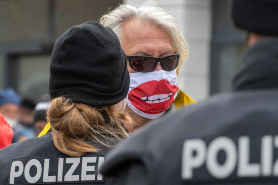 Mehrere Demos gegen Corona-Politik in Bayern