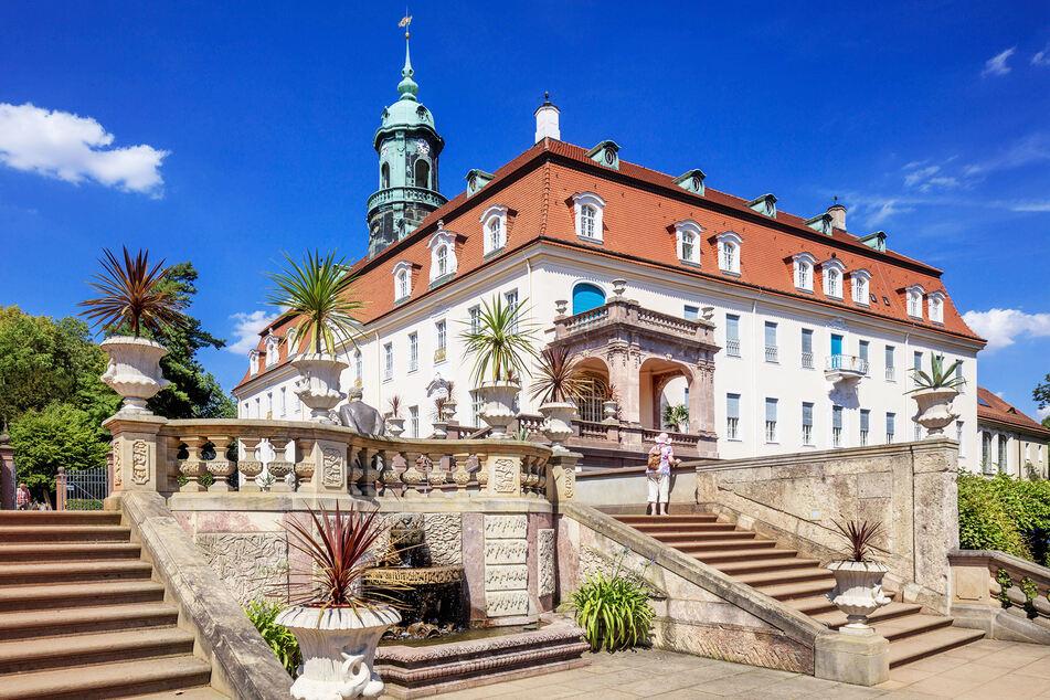 Immer einen Besuch wert: Der Schlosspark Lichtenwalde.
