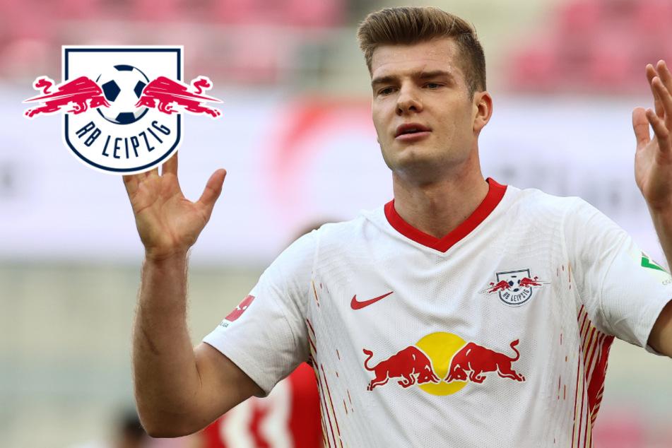 """Vizemeister RB Leipzig """"kann sich nicht so richtig freuen""""! Sörloth und Sabitzer vor dem Abflug?"""