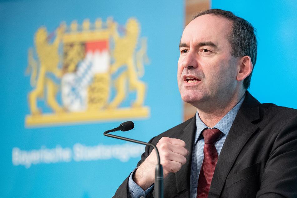 Freie-Wähler-Chef Hubert Aiwanger (50) zeigt sich optimistisch - aber nicht siegessicher. (Archiv)