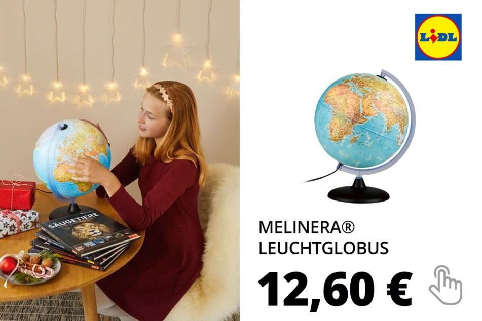 MELINERA® Leuchtglobus, Ø 30 cm