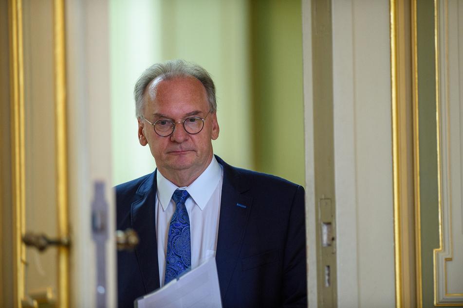 Sachsen-Anhalts Ministerpräsident Reiner Haseloff (66) tritt erneut als CDU-Spitzenkandidat an.