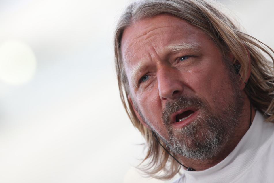 Stuttgarts Sportdirektor Sven Mislintat (48) ist mit der bisherigen Punkteausbeute nicht zufrieden.