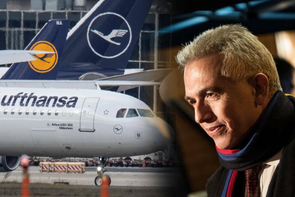 Frankfurts OB fordert: Lufthansa muss verstaatlicht werden