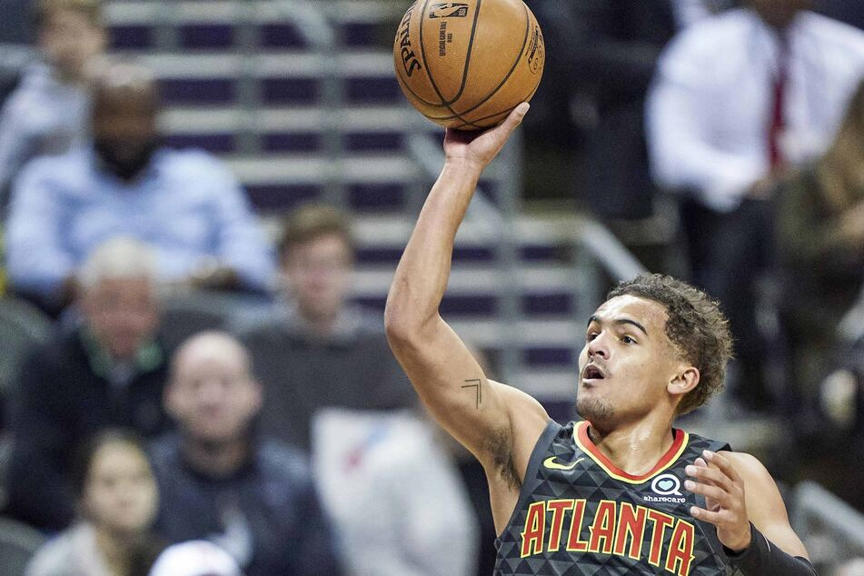 NBA Playoffs: Young hits a career-high as the Hawks beat the Bucks in a Game 1 shocker